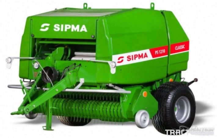 Сламопреси Sipma PS 1210 CLASSIC 0