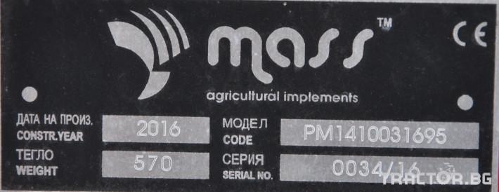 Плугове Mass Навесен Конвенционален Плуг 3x16 - ПРОМО ЦЕНА , Гаранция 1 година 5 - Трактор БГ