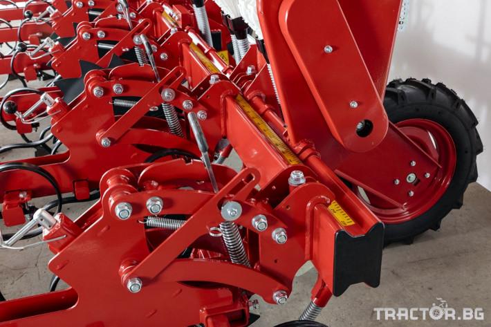 Култиватори IrTem Окопен култиватор 7 секции с торовнасяне 5 - Трактор БГ