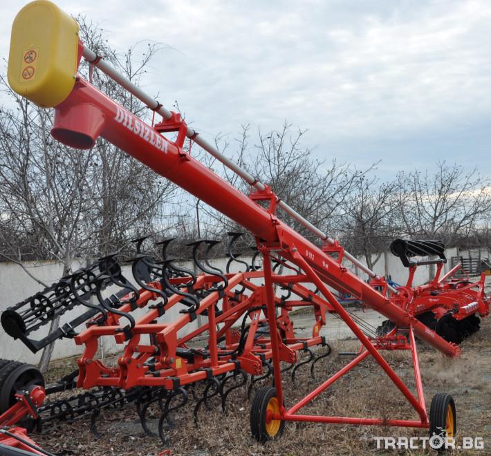 Обработка на зърно Шнекови зърнотоварачи dilsizler 1 - Трактор БГ