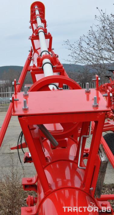 Обработка на зърно Шнекови зърнотоварачи dilsizler 5 - Трактор БГ