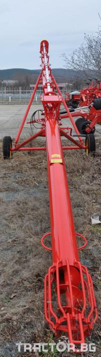 Обработка на зърно Шнекови зърнотоварачи dilsizler 2 - Трактор БГ