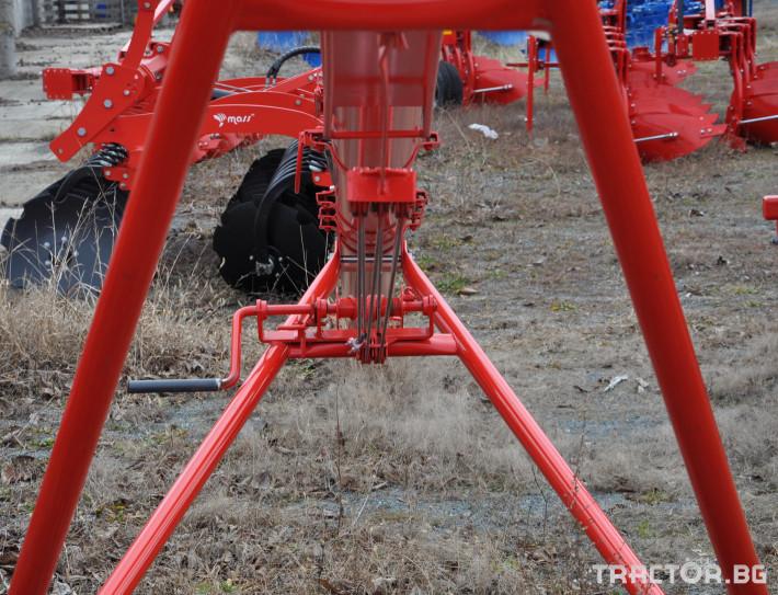 Обработка на зърно Шнекови зърнотоварачи dilsizler 8 - Трактор БГ
