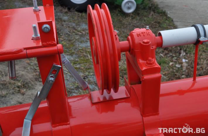Обработка на зърно Шнекови зърнотоварачи dilsizler 9 - Трактор БГ
