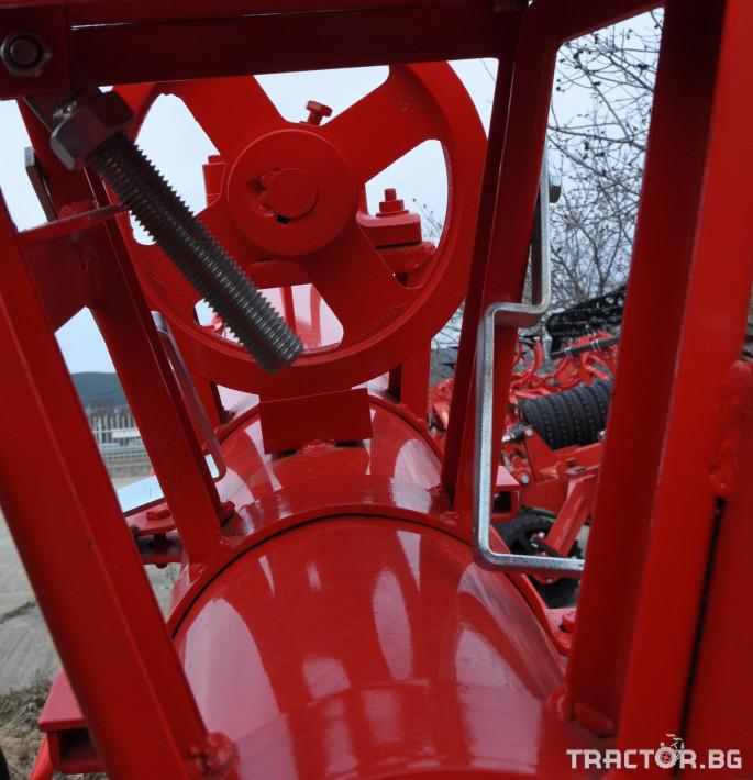 Обработка на зърно Шнекови зърнотоварачи dilsizler 10 - Трактор БГ