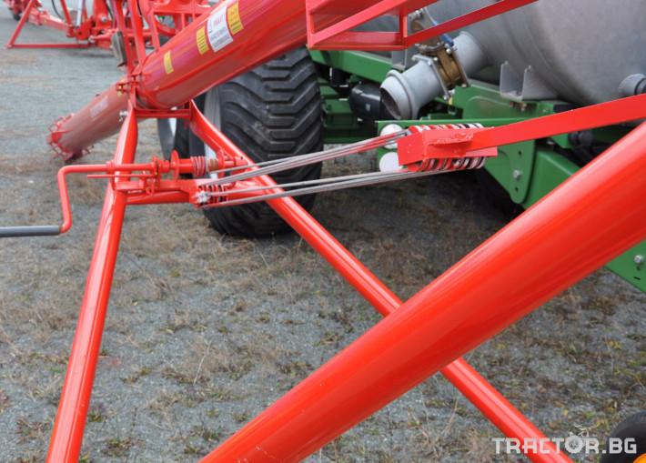 Обработка на зърно Шнекови зърнотоварачи dilsizler 12 - Трактор БГ
