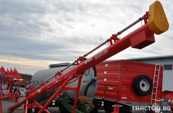 Обработка на зърно Шнекови зърнотоварачи dilsizler 0 - Трактор БГ