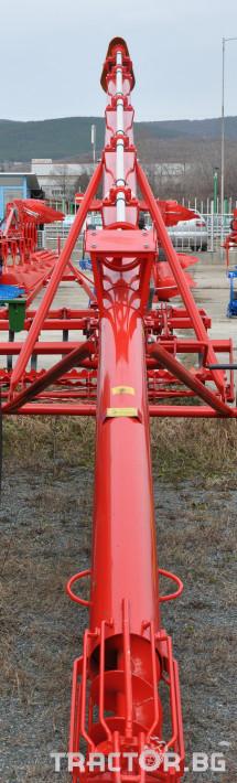 Обработка на зърно Шнекови зърнотоварачи dilsizler 15 - Трактор БГ