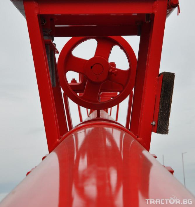 Обработка на зърно Шнекови зърнотоварачи dilsizler 16 - Трактор БГ