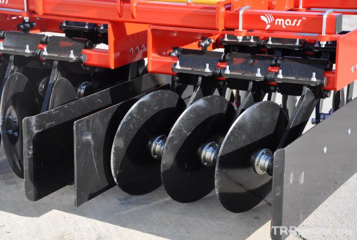 Брани Mass Дискова брана за лавандула с хидравично регулиране - ПРОМО ЦЕНА 7 - Трактор БГ