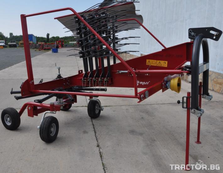 Сенообръщачки Cеносъбирачи FPM  Agromehanika 1 - Трактор БГ