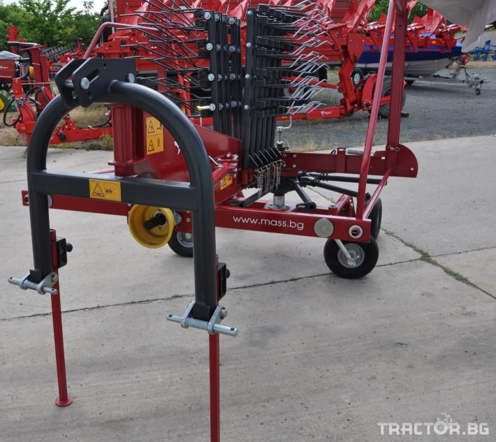 Сенообръщачки Cеносъбирачи FPM  Agromehanika 4 - Трактор БГ