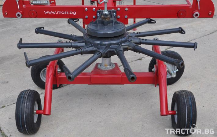 Сенообръщачки Cеносъбирачи FPM  Agromehanika 7 - Трактор БГ